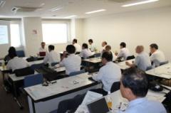 2013年度第1回最新設備診断技術の実用性に関する研究会