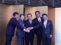 JXホールディングス・東燃ゼネラル石油,経営統合に関する基本合意書を締結