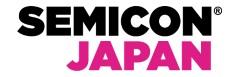 SEMICON Japan 2016ロゴ