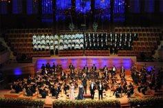 出光興産協賛,「題名のない音楽会」放送2500回記念コンサートが開催される