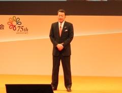 JMA創立75周年経営革新提言発表会「KAIKA経営の実践に向けて」
