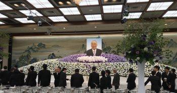 林暢氏の「お別れの会」