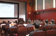 トライボコーティング技術研究会と高機能トライボ表面プロセス部会の合同研究会