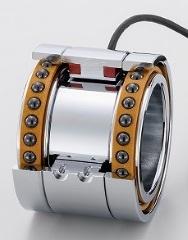 工作機械主軸用センサー内蔵軸受ユニット-NTN