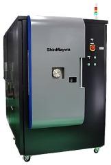新明和工業,ダイヤモンドコーティング装置を開発