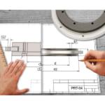 イグス,薄型で軽量の無潤滑ロータリーテーブルベアリングを開発