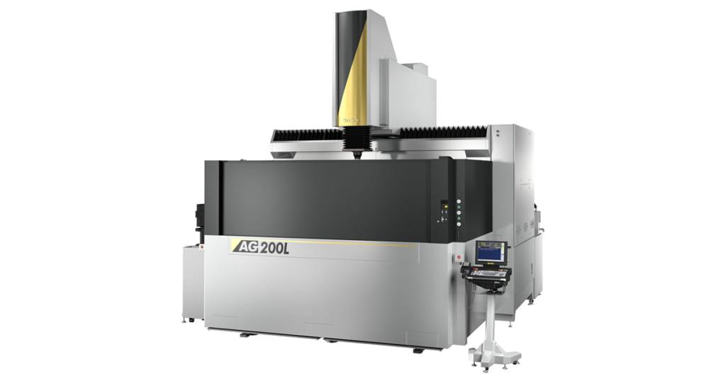 放電加工機「AG200L」-ソディック