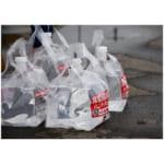 ダウ,台風19号被災地へ支援金および給水袋を寄贈