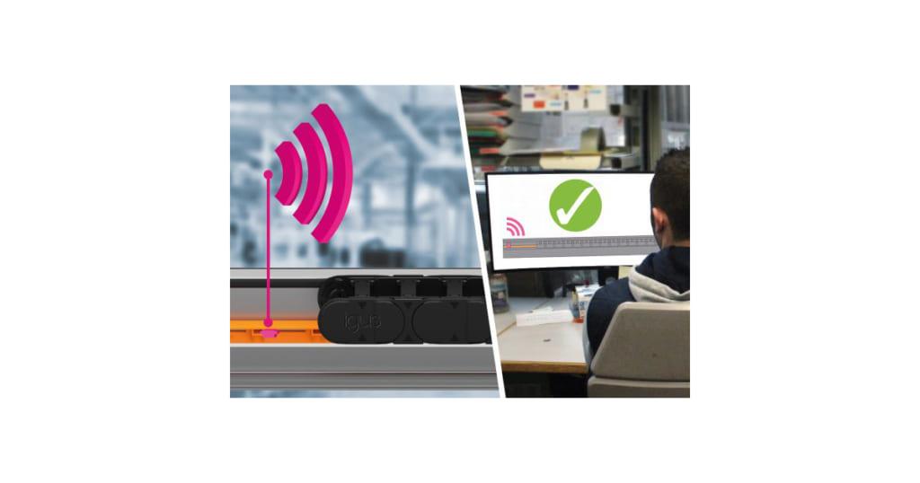 イグス,高速スライド走行を行うエネルギー供給システム向けの樹脂製スライドレールを開発