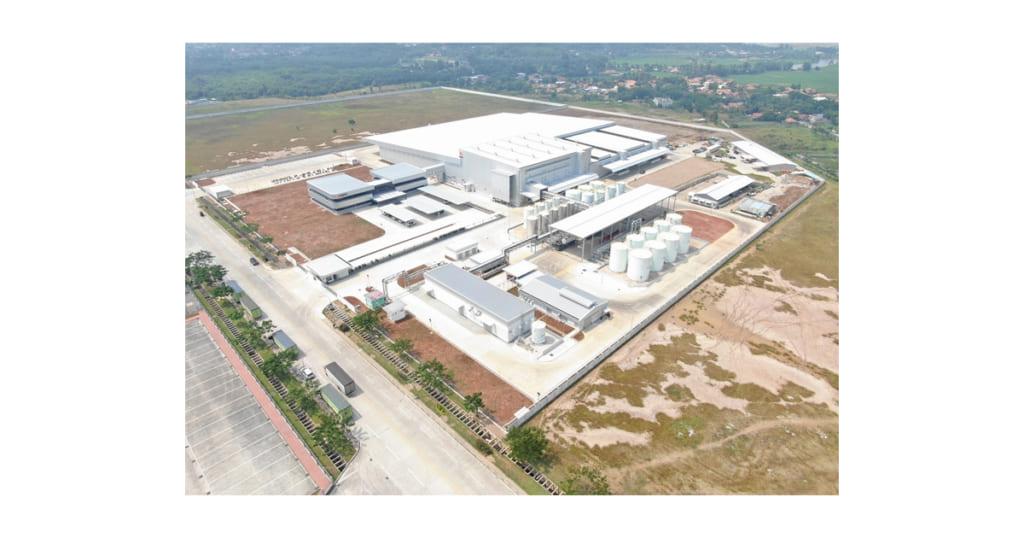 出光ルブテクノインドネシア チカラン工場