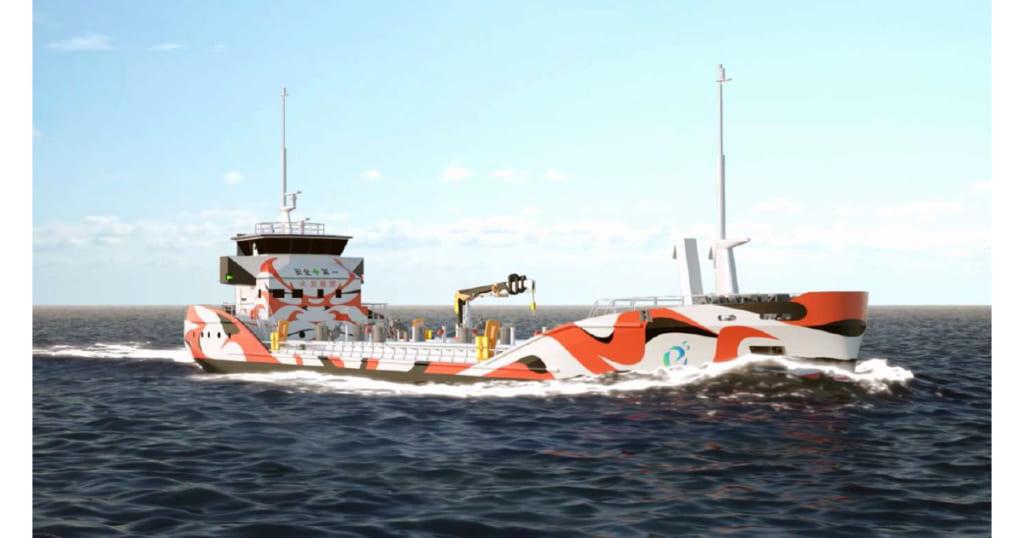 出光興産など7社,ゼロエミッションEV船の普及をめざす「e5コンソーシアム」を設立
