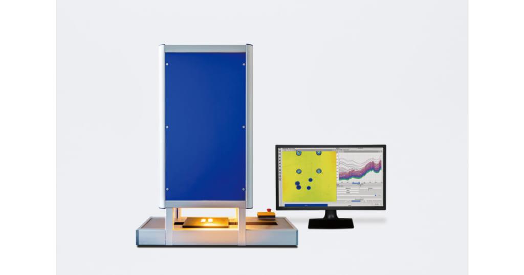 高機能分光システム「Opsis HSI-1700イメージングスペクトロスキャナ」-英弘精機