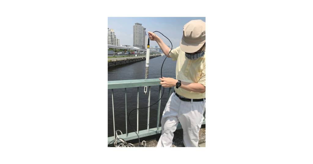 出光興産,海の再生を目的とした水質調査「東京湾環境一斉調査」に参加