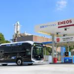ENEOS,東京大井水素ステーションの開所を発表