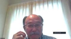 黒田氏-「変速機のトライボロジー研究会」と「エンジン潤滑研究会」の合同オンライン研究会
