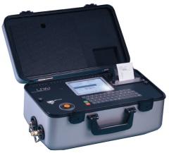 オイルパーティクルカウンタ LPA2 | ポータブル型レーザー粒子計測器 | マルマテクニカ