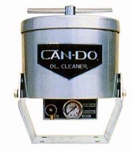 CAN-DOオイルクリーナーCFシリーズ | インライン式バイパスオイルクリーナー | ユキエンジニアリング
