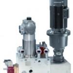 RF4-B | クーラント用自動逆洗フィルタ付き昇圧装置 | ハイダック