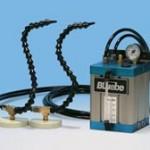 モデルBK   MQLセミドライ加工用外部給油装置   フジBC技研