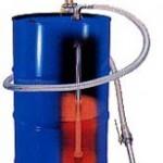 ブローバックドラム | 産業用空気式ドラムポンプ | ブローバック