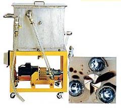 FUユニット   浮上油回収装置   アメロイド