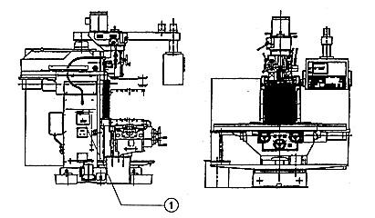 エンシュウ 2NR-B NCフライス盤 950011001