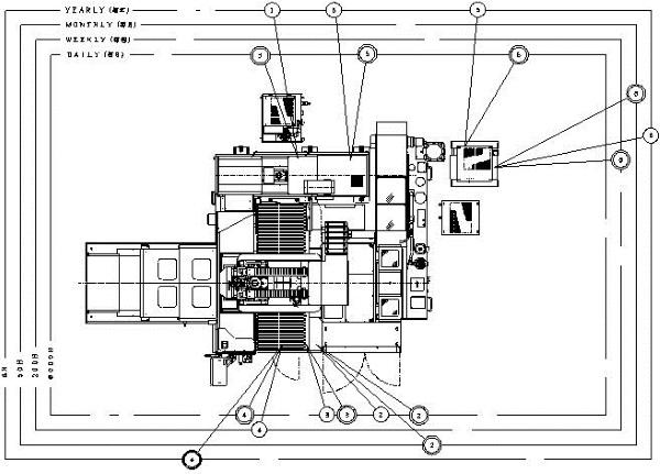 YBM-8120V 立型ジグボーラー   950114004