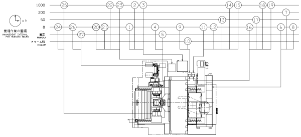 VG13000 5軸制御マシニングセンタ  950016082