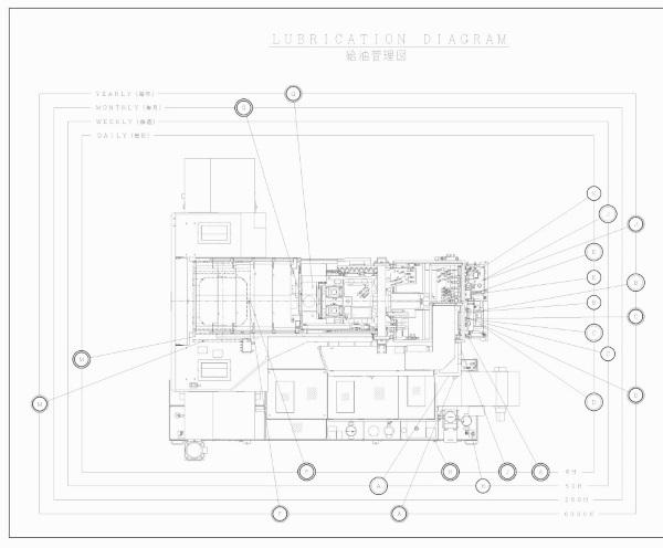 YBM-8T マシニングセンタ  950114027