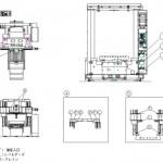 三井精機工業 7GAN ジグ研削盤の潤滑個所と適油ガイド