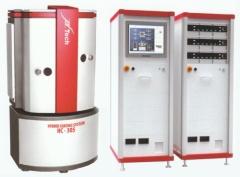 Hybrid PVD System(ハイブリッドPVDシステム)(コーティング装置)  パーカー熱処理工業