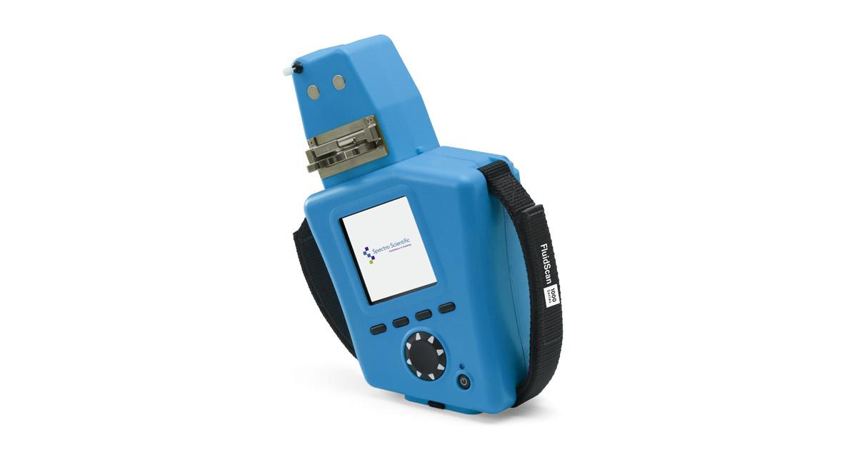 Spectro FluidScan Q1000 | 潤滑油劣化モニタリング装置 | 三洋貿易