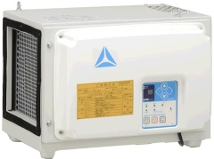 EM-8e II | 電気集塵式オイルミストコレクター | アマノ