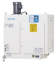 EM-SCシリーズ | セルフクリーニング電気集塵式ミストコレクター | アマノ