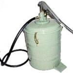 SGP-104形 | グリース充填ポンプ | IHI回転機械エンジニアリング