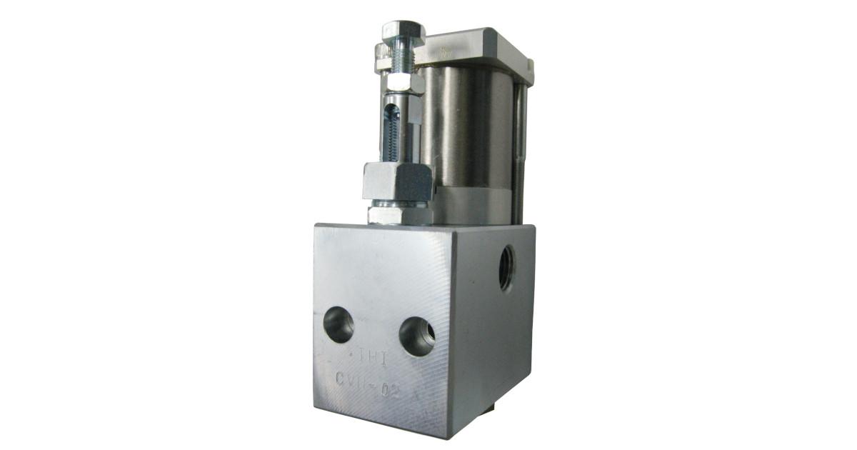 CVN形 | 定量供給装置 定量弁 | IHI回転機械エンジニアリング