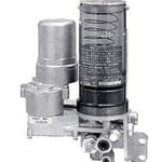 GMS型(充填式) | 主配管脱圧作動型電動ポンプ | リューベ