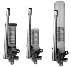 EGH型 | 圧力進行型手動ポンプ | リューベ