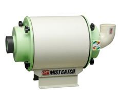 ミストキャッチOMC-Fシリーズ | 水溶性・油性オイルミストコレクタ | オーム電機