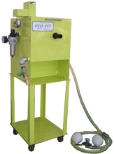 eco eit | 水溶性切削油浮上油回収装置 | 東和興産