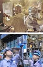 3次元形状測定サービス | 形状測定の請負サービス | JFEプラントエンジ