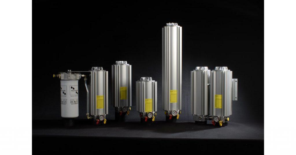BPU/Wシリーズ | RMFシステム 高精度ブリードオフ・オイルフィルタ | RMFジャパン