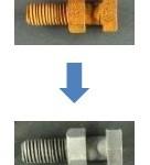 RUSTOPサビ取り剤・防錆潤滑剤  パーカー興産