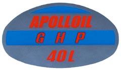 アポロイル GHP40L | 大型ガスエンジン専用オイル | 出光興産