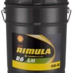 シェル リムラ R6 LM   全合成ディーゼルエンジン油   昭和シェル石油