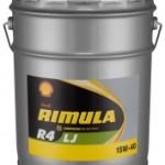 シェル リムラ R4 L-J | トラック,バスに最適なディーゼルエンジン油 | 昭和シェル石油