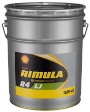 シェル リムラ R4 L-J | トラック,バスに最適なディーゼルエンジン油 | シェル ルブリカンツ ジャパン