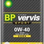 バービススポーツ 全合成油 0W-40   レーシングスペックエンジン油   BPルブリカンツ