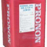 PRONONディーゼルオイル | 各種ディーゼルエンジン油 | ディアフィールドソリューションズ