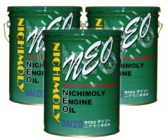 ニチモリ エンジンオイルNEO | ガソリン車,ディーゼル車用エンジン油 | ダイゾー ニチモリ事業部